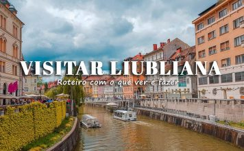 Visitar Liubliana: o que ver e fazer num roteiro de 2 dias