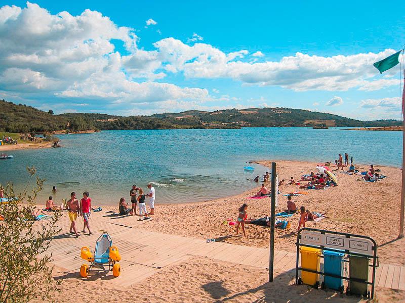 melhores praias fluviais de portugal