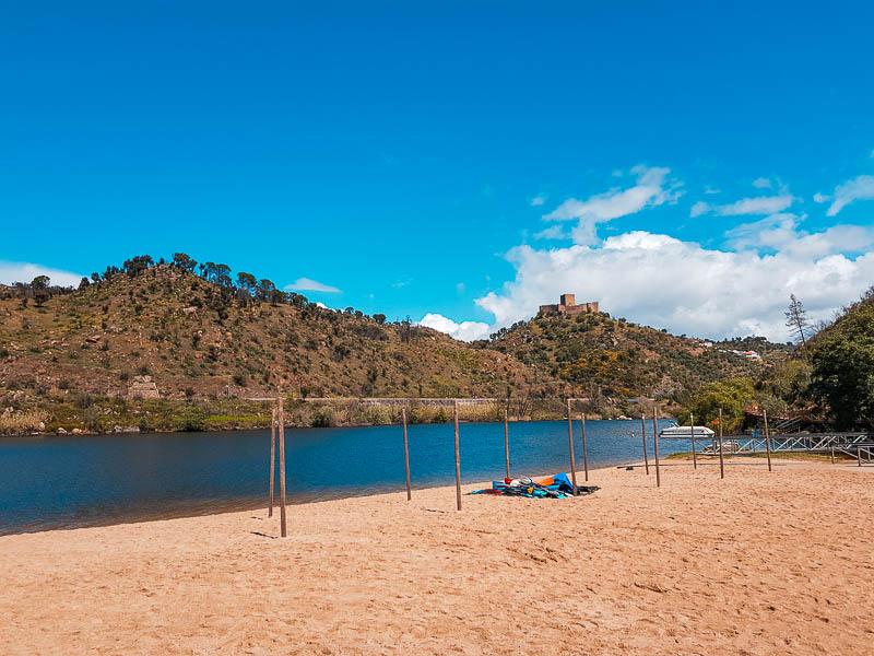 Praia Fluvial do Alamal - melhores praias fluviais de portugal
