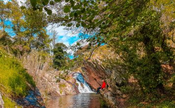 Cascatas da Serra São Mamede: como ir   Cascatas Alentejo