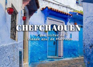 Chefchaouen: o que visitar na cidade azul de Marrocos