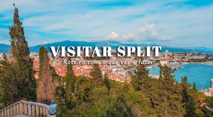 Visitar Split Roteiro com o que ver e fazer