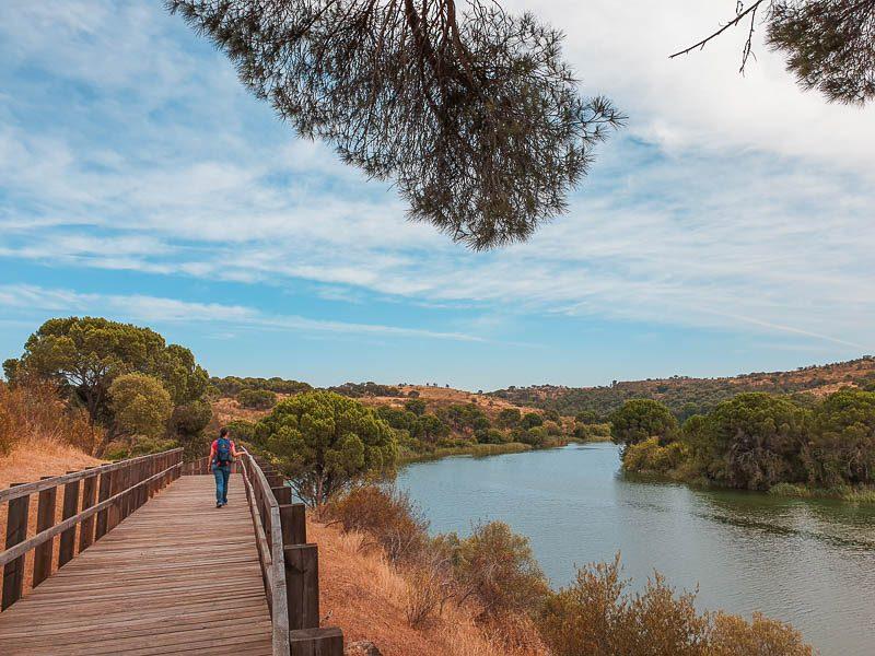 Passadiço do Gameiro e Praia Fluvial | Parque Ecológico do Gameiro