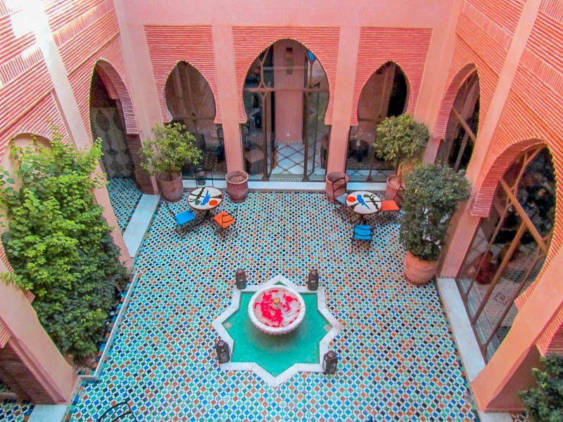 Onde ficar a dormir em Marraquexe – dicas de Riades