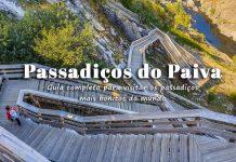 Visitar Passadiços do Paiva | Arouca Geopark: Guia e Dicas