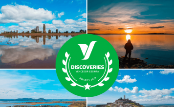 VagaMundos vencedor dos Discoveries Awards 2019