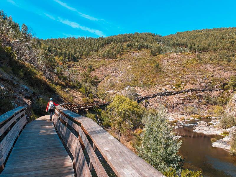 Passadiços do Paiva - Arouca Geopark e Serra da Freita