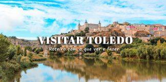 Visitar Toledo Roteiro