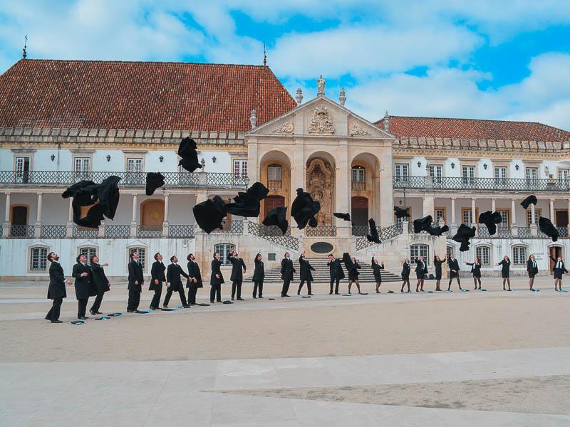 Visitar Coimbra: roteiro