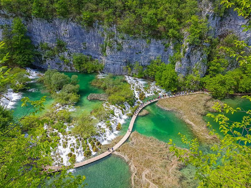 Lagos de Plitvice | Cróacia
