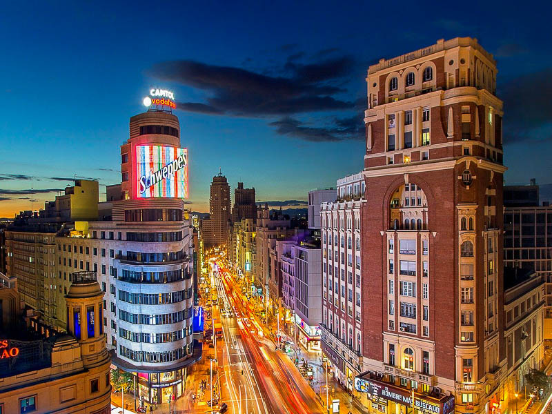 Visitar Madrid Roteiro