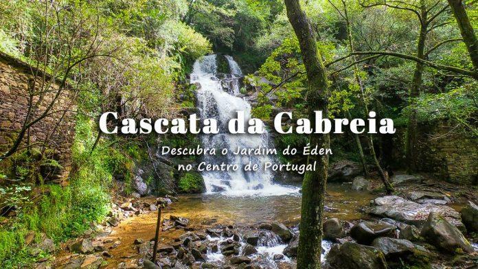 Praia Fluvial e Cascata-da-Cabreia-Trilho da Cabreia