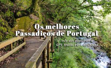Melhores Passadiços Portugal: os passadiços mais bonitos de norte a sul