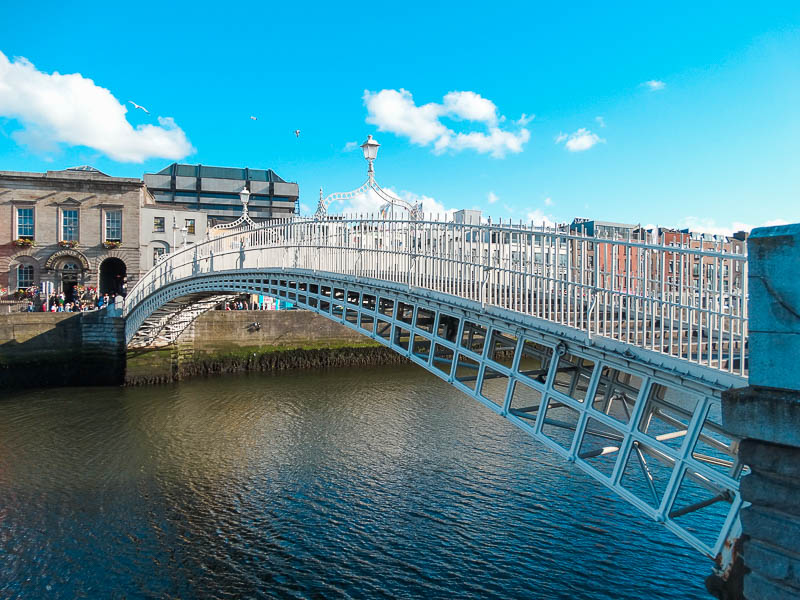 Visitar Dublin Roteiro