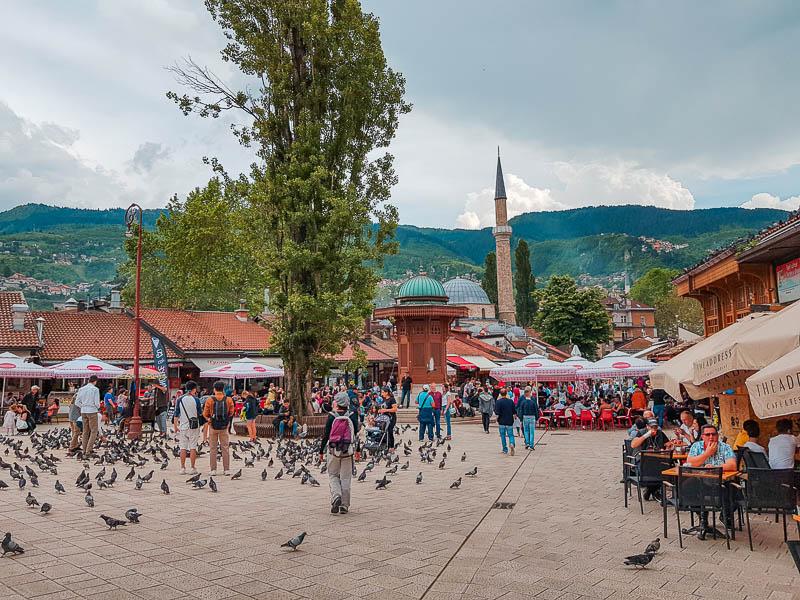 Roteiro Bósnia Herzegovina: o que visitar