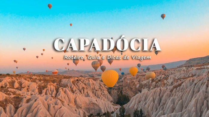 Roteiro Capadócia | Turquia: o que visitar
