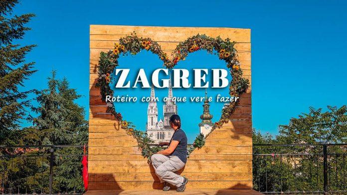 Visitar Zagreb roteiro