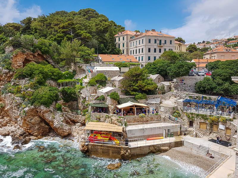 praias Croácia ferias
