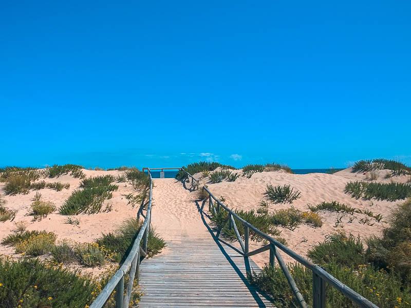 El Rompido - Praias Férias Sul de Espanha