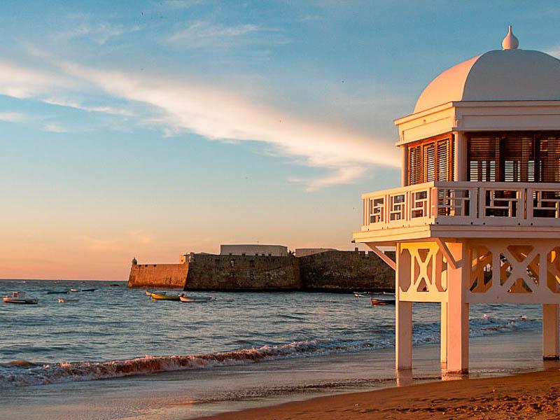 La Caleta - Praias Férias Sul de Espanha