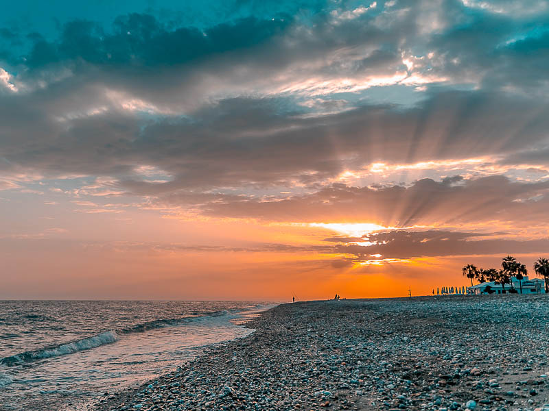 Melhores praias para férias no sul de Espanha