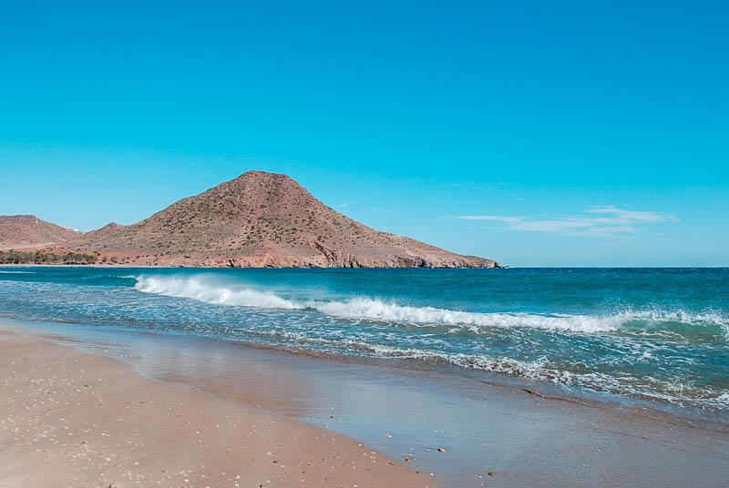 Playa de los Genoveses - Melhores Praias para férias Sul de Espanha