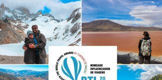 VagaMundos nomeado para o prémio Influenciador de Viagens da BTL | Discover the World Travel Awards 2020