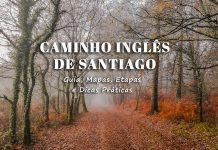 Guia do Caminho Inglês | Caminho de Santiago: Etapas