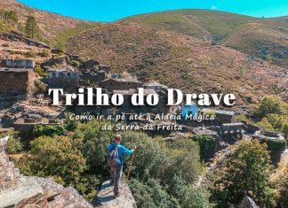 Trilho do Drave, a Aldeia Mágica (PR 14 Arouca): percurso a pé desde Regoufe e o que visitar
