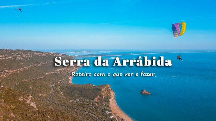 Visitar Serra da Arrábida roteiro