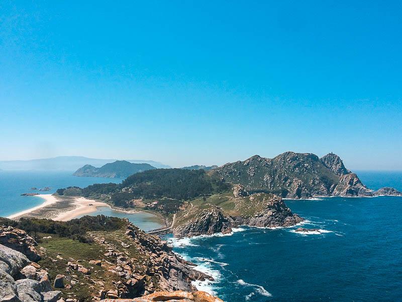 Visitar Ilhas Cíes a partir de Vigo