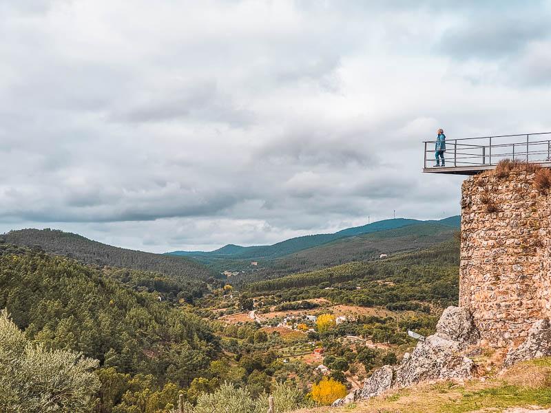 Visitar Parque Natural da Serra de São Mamede: roteiro