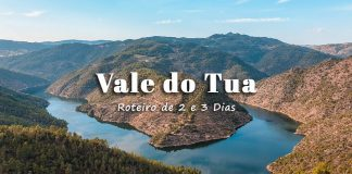 Visitar Parque Natural Vale do Tua Roteiro