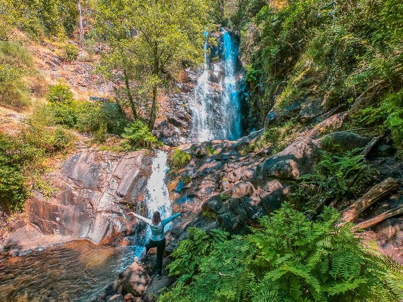 melhores e mais bonitas cascatas poortugal