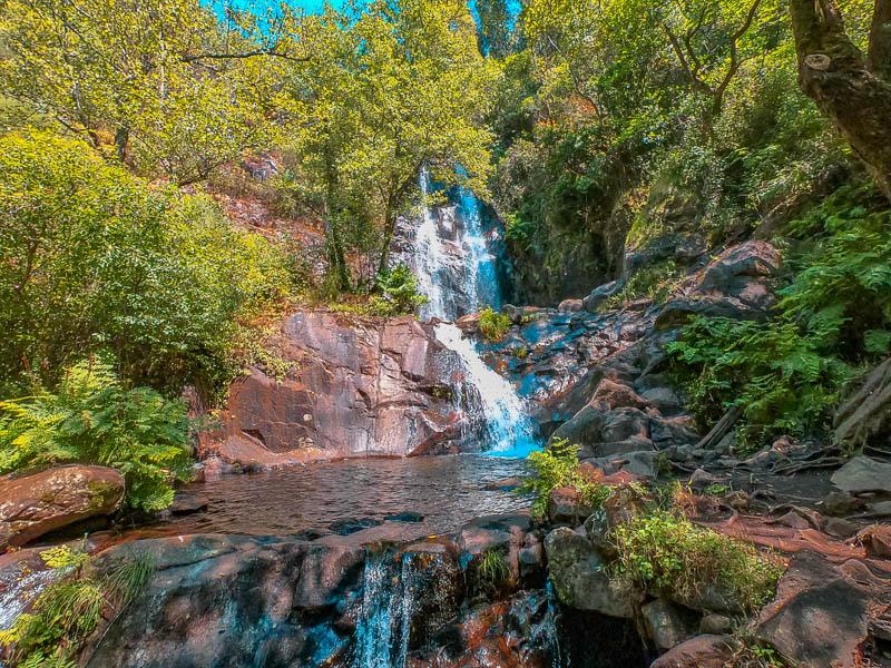 Cascata da Pedra da Ferida   Penela: como ir visitar e dicas de trilhos