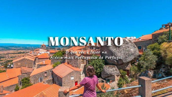 Visitar a Aldeia Histórica de Monsanto: o que ver e fazer na Aldeia mais Portuguesa de Portugal