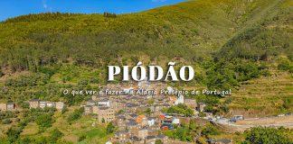 Aldeia Histórica de Piódão: o que visitar e trilho Piódão – Foz d'Égua – Chãs d'Égua