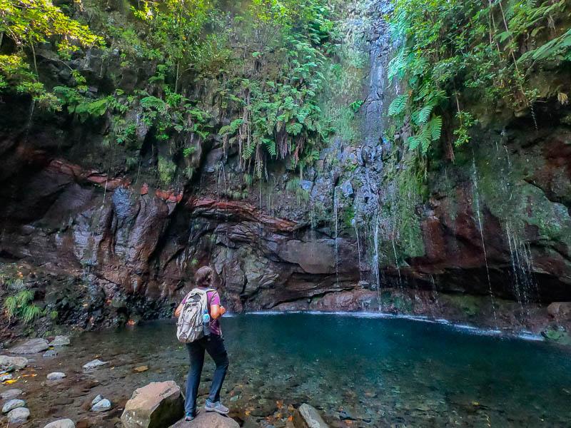 Levada das 25 Fontes - Melhores Trilhos e Levadas da Madeira