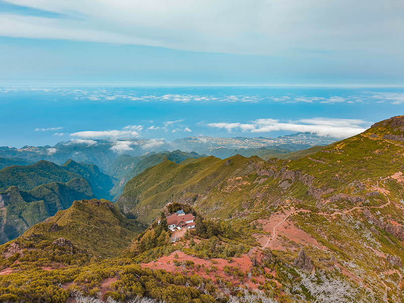 Melhores Trilhos e Levadas da Madeira