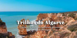 Melhores Trilhos do Algarve: mapa dos percursos pedestres e rotas GPS