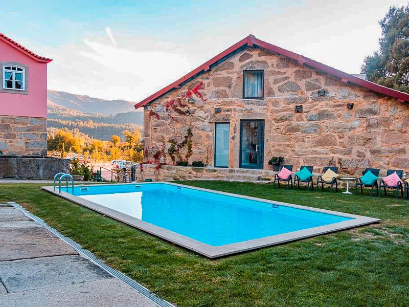Hotéis e Alojamentos de Turismo Rural perto dos Passadiços do Paiva   Onde ficar a dormir
