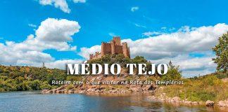 Roteiro Médio Tejo: o que visitar na rota dos Templários