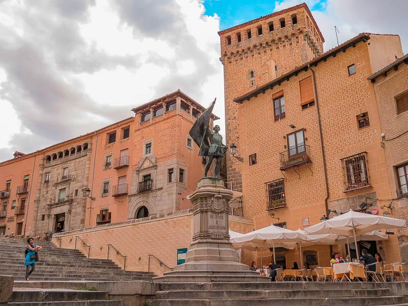 Segóvia (Espanha): o que visitar   Roteiro com o que ver e fazer na cidade e arredores