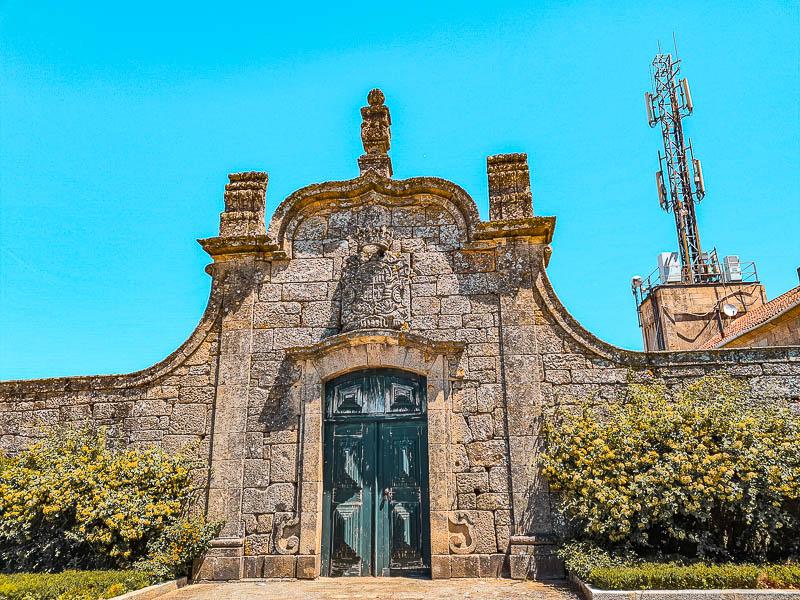 Portão Brasonado da Quinta da Fervença