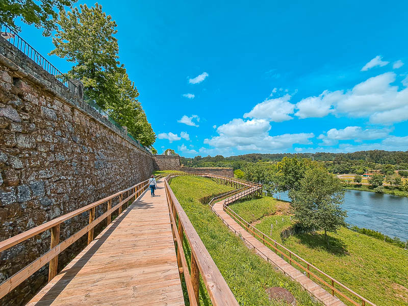 Passadiços de Monção: guia para visitar os novos passadiços da Ecopista do Rio Minho