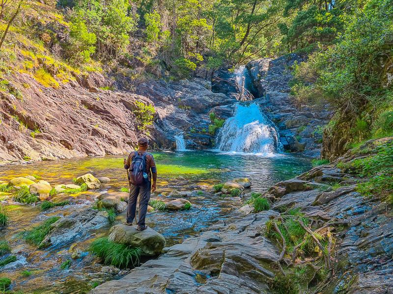 Cascata do Pincho   Serra d'Arga: como ir visitar e dica de trilho