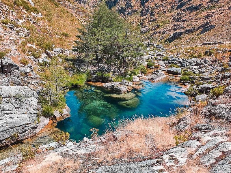 Cascata Cela Cavalos (Gerês): como ir visitar | Trilho Cascata Cela Cavalos e Poço Dola