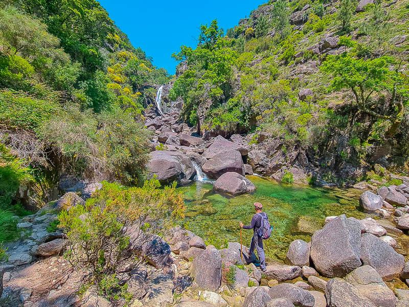 Cascata da Rajada | Gerês: trilho para ir a uma das cascatas mais bonitas do rio Arado