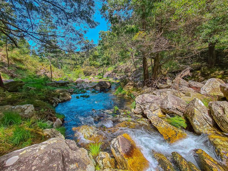 Cascata do Pincho   Serra d'Arga: como ir visitar e trilho do pincho