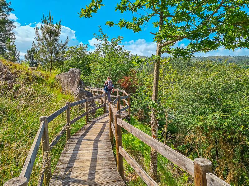 Passadiços de Melgaço | Trilho Percursos Marginais do Rio Minho: guia para visitar